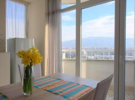 Apartment Amazing View, hotel in Sofia