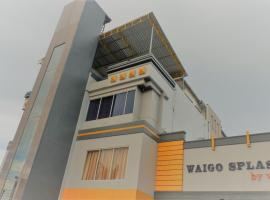 WAIGO SPLASH SORONG