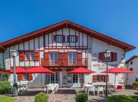 Hôtel Ithurria - Les Collectionneurs