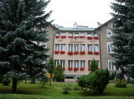 Belweder, hotel in Duszniki Zdrój