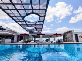 Greystone Haus D Majestic Place, holiday rental in Kuala Lumpur