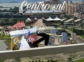 Cobertura, hotel near Legislative Assembly of Santa Catarina, Florianópolis