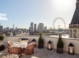 Corinthia London, hotel near Savoy Theatre, London