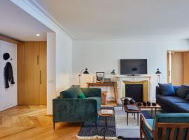 My Maison In Paris - Ile Saint-Louis, жилье для отдыха в Париже