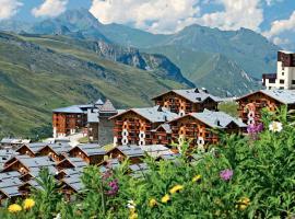 Résidence Pierre & Vacances Premium Les Alpages de Reberty, hotel v destinácii Les Menuires