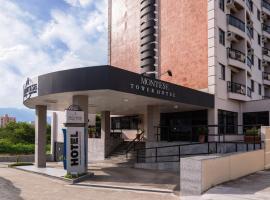 Montese Tower Hotel, hotel near Serrinha do Alambari Environmental Protection Area, Resende