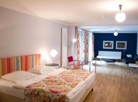 das HOTEL in München, hotel near Englischer Garten, Munich