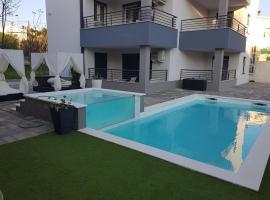 Apartments Marta, hotel in Zadar