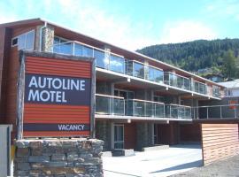 Autoline Queenstown Motel, motel in Queenstown