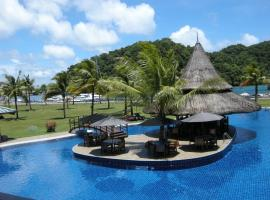 Cove Resort Palau
