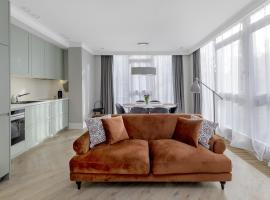 The Heart of Vilnius - Brand New Apartament