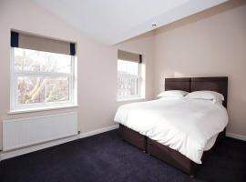 Spacious King Bed Room near Denmark Hill Station