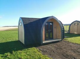 Camping Pods, Seaview Holiday Park