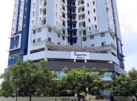 Indregal Infopark Kakkanad Corporate Suit Rooms, accessible hotel in Cochin