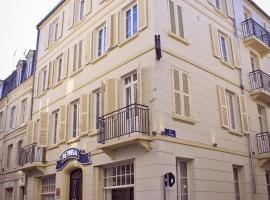 Hotel Le Reynita, budget hotel in Trouville-sur-Mer