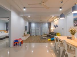 Otter House, apartment in Krabi