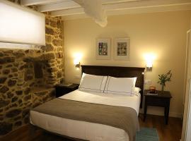 Casa Herreria, hotel con piscina en Caldas de Reis