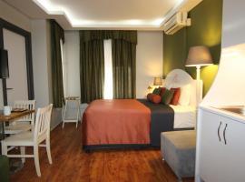 Taksim Residence, hotel near Dolmabahce Clock Tower, Istanbul