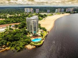 Tropical Executive Flat em Manaus - AP 1121, hotel in Manaus