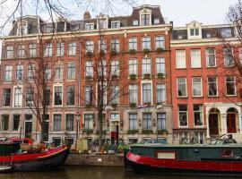 citizenM Amstel Amsterdam, hotel in Amsterdam