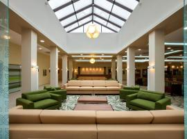 Hilton Garden Inn Moscow New Riga, pet-friendly hotel in Istra