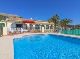 Villa con piscina privada - Las Palomas