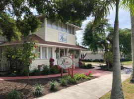 The Hibiscus House Bed & Breakfast