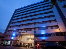 Casa Andina Select Miraflores, hotel with jacuzzis in Lima