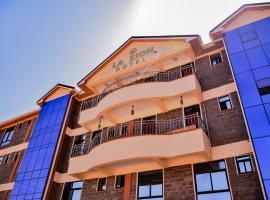 La Zion Hotel