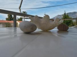 Loutraki bungalow ideal for pets and children(2 storeys)