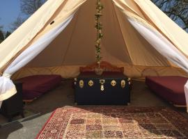 Bell Tent Glamping
