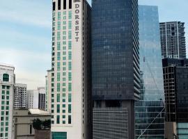 Dorsett Kuala Lumpur, spa hotel in Kuala Lumpur