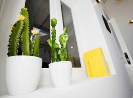 GET a cactus and books studio