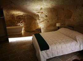 5 Elementi Sassi Matera, hotel in Matera