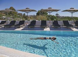 Paliostafida beach Studios & Apartments