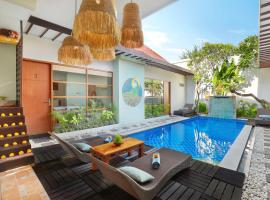 The Vie Villa, guest house in Legian