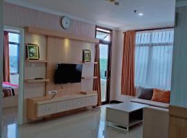 Family Apartemen Jogja 3 bedroom dekat Malioboro