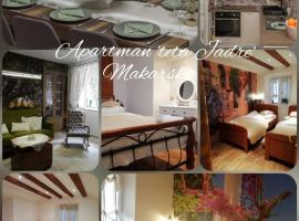 Apartman Teta Jadre