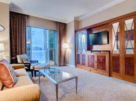 Penthouse at MGM Signature, serviced apartment in Las Vegas