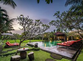 Bliss Ubud Spa Resort, отель в Убуде