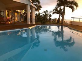 Villa Summer vue Océan indien et Domaine d'Anjou