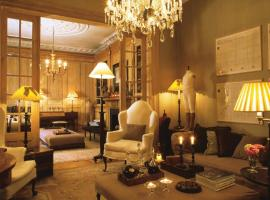 The Pand Hotel - Small Luxury Hotels of the World, hotel near Groeninge Museum, Bruges