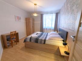 Apartamenty Rodzinne Zdrojowe, pet-friendly hotel in Kudowa-Zdrój