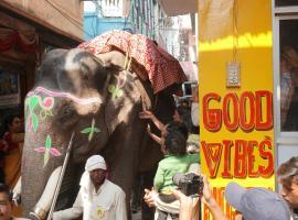 Good Vibes hostel, hostel in Varanasi