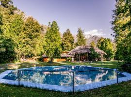 Hotel Lodge El Melado