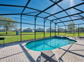 Spacious 5 bedroom home at Windsor Hills Resort, hotel in Orlando
