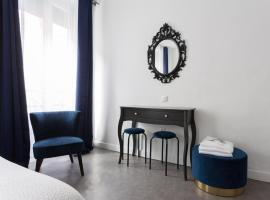 Hotel de l'Europe Belleville
