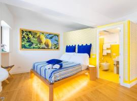 Luiselle Charming Accommodation Sorrento City Center