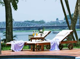 Century Riverside Hue, hotel with pools in Hue