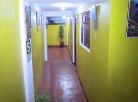 Dream House B&B, B&B in Huaraz